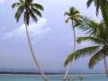 Stormy horizon, Playa Esmeralda