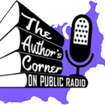 logo for NPR program Authors Corner