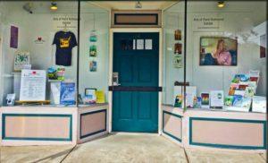 book display in Point Richmond Feb 13-Apr 5
